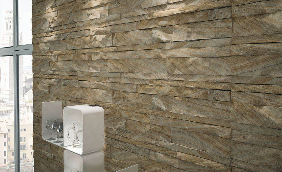 Perfect pareti in pietra per interni mattoni a vista per interni fascino versatile r with pareti - Decorazioni in pietra per interni ...